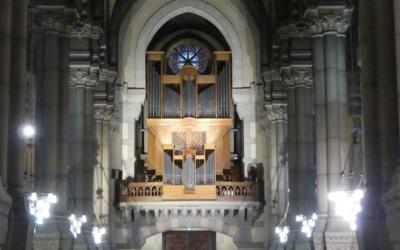 Assemblée générale de l'Association des Amis de l'orgue de l'Immaculée Conception
