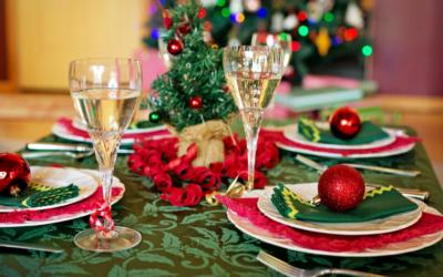 Déjeuner de Noël 25 décembre 2019