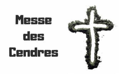 Messe du mercredi des Cendres