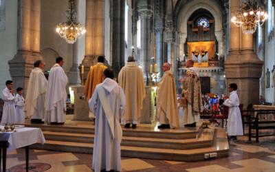 COVID 19 : REPRISE DES MESSES PUBLIQUES : S'inscrire à la messe