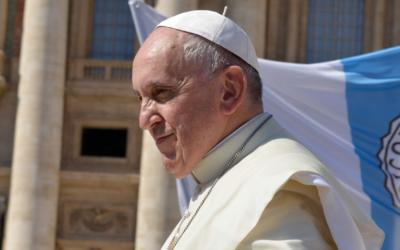 Temps de prière avec le Pape et bénédiction Urbi et Orbi