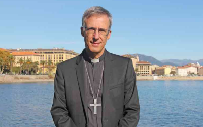 Message de Monseigneur Olivier de Germay