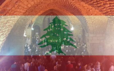 Merci aux donateurs pour le Liban