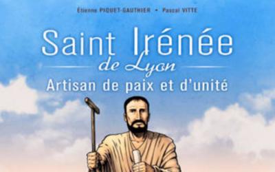 Saint Irénée : la bande-dessinée!