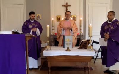 Messes et Laudes sur Youtube : horaires