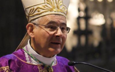 Lettre de Monseigneur Roland, évêque de Belley-Ars