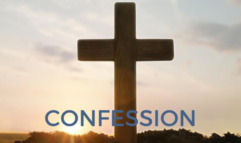 Horaires des confessions pendant la Semaine Sainte
