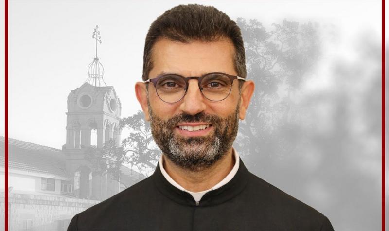 Célébration de la messe de 18h ce vendredi 9 avril 2021 à l'intention du Père Antoine pour son ordination épiscopale