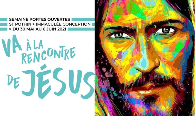 Va à la rencontre de Jésus ! Il compte sur toi ! Oui, toi !