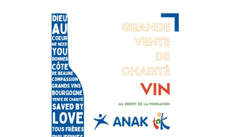 Grande vente de charité au profit de l'association ANAK Tnk