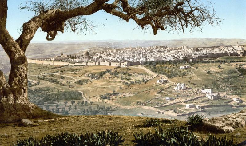 Pèlerinage paroissial en Terre Sainte 2022