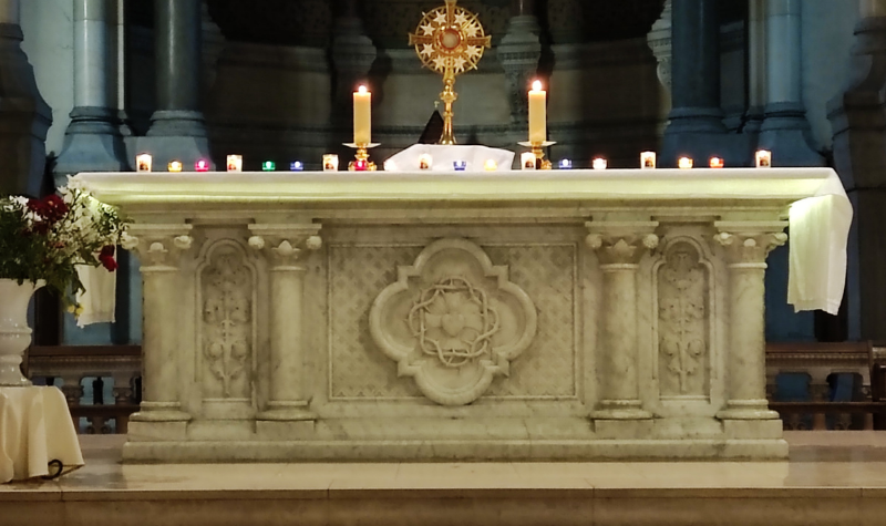 Soirée adoration et confession à l'Immaculée Conception