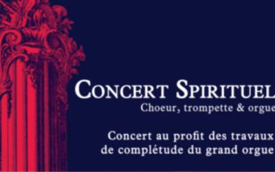 Complétude de l'orgue : un concert pour financer les travaux